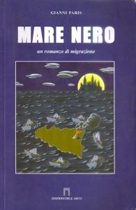 copertina romanzo Mare Nero