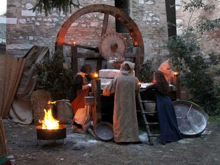 Scene di Vita Medievale - Immagine di anteprima