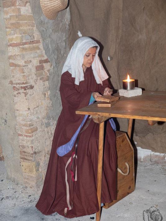 Ente Palio dei Terzieri - Scene di Vita Medievale 03