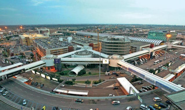 Record di traffico nel primo trimestre per l'aeroporto di Fiumicino
