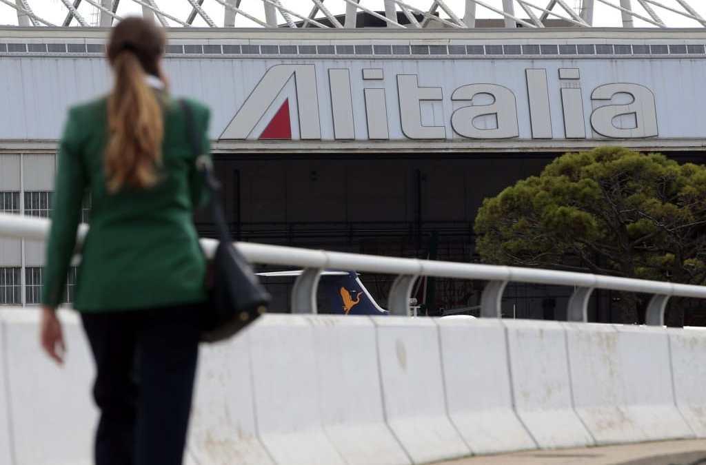 Fiumicino: Alitalia, Etihad ed i lavoratori (di troppo) in agitazione