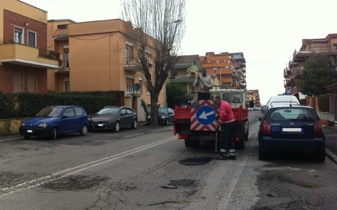 Ladispoli, ad aprile rifacimento di diverse strade