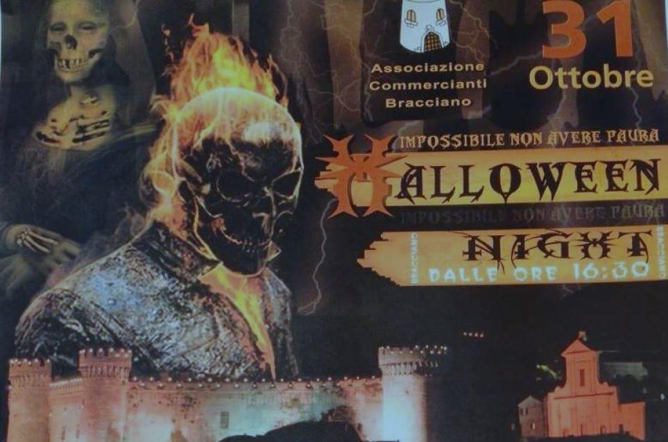 """Bracciano da brividi con """"Halloween Night"""" - Terzo Binario News ad0144e19c4e"""