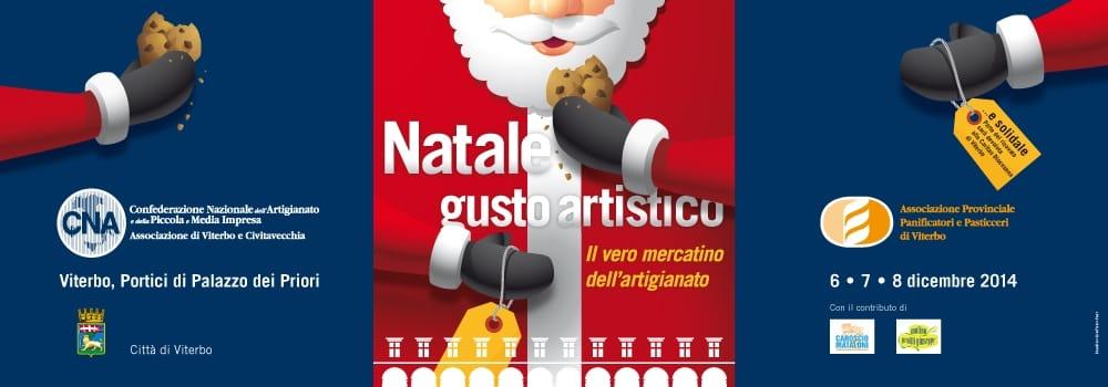 Viterbo Natale gusto artistico per un Natale made in