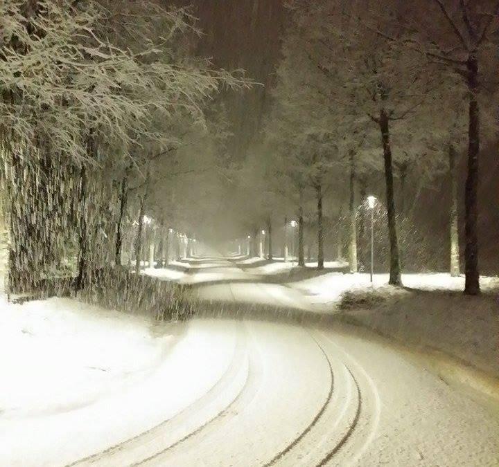 Prevista neve nei prossimi giorni