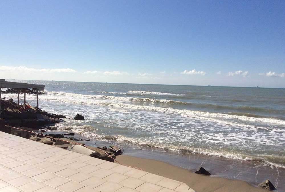 """Erosione costiera, Federbalneari: """"Plauso alla Regione per programma in difesa dei litorali"""""""