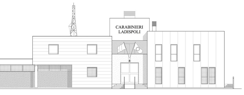 Ladispoli, nuova caserma dei Carabinieri: tutto pronto per la gara
