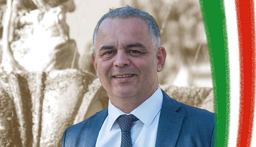Il consigliere comunale Giovanni Ardita