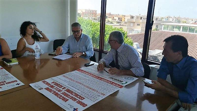 Vaccinazioni, al via i tavoli tecnici itineranti promossi dalla Asl Roma4