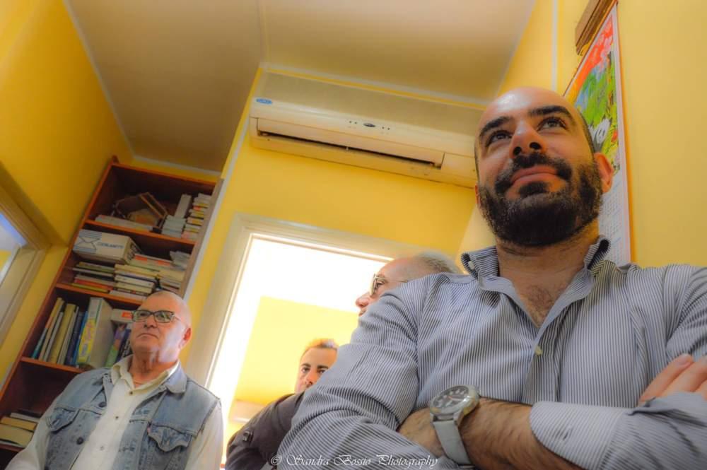 Flavio Russoniello (Ph. Sandra Bossio)
