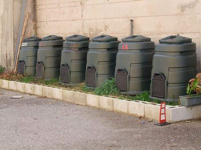 Fiumicino, ritiro compostiere entro il 30 giugno