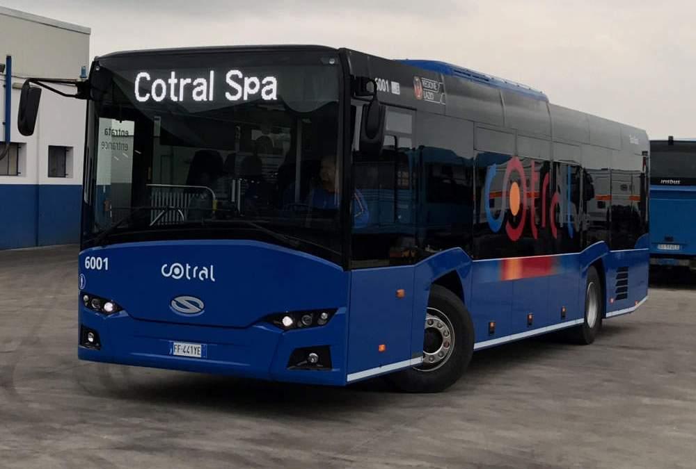 Cotral, lunedì 17 settembre sciopero di 24 ore
