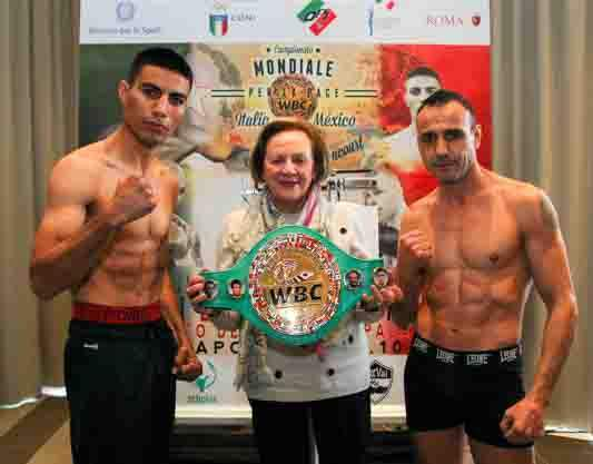 Boxe, è l'ora del Mondiale della Pace Marsili-Betancourt