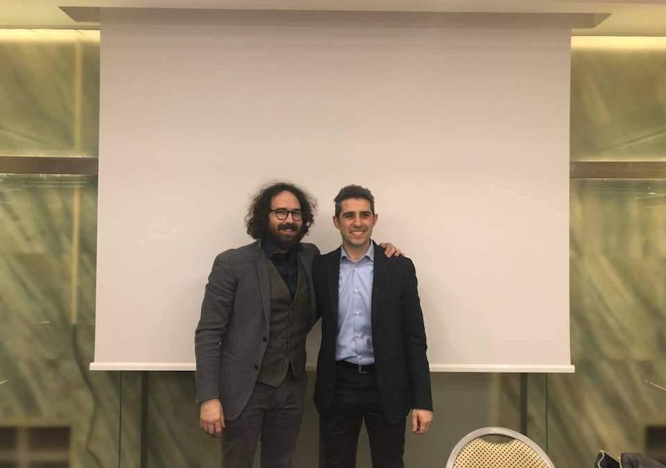 Cerveteri, Pascucci e Pizzarotti coordinatori de L'Italia in Comune