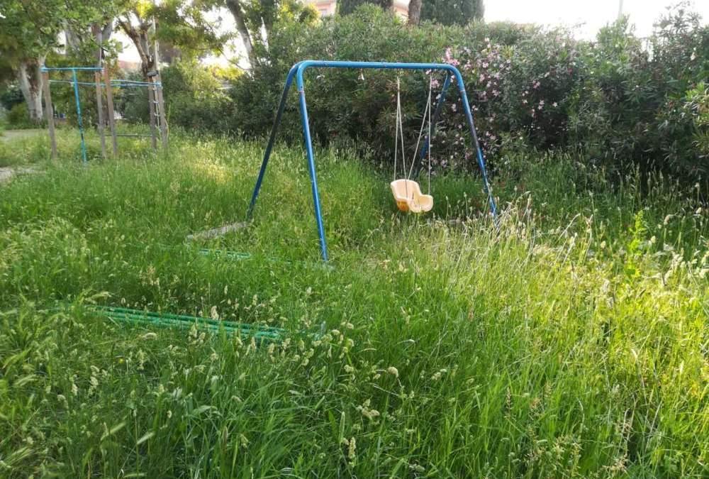 """Civitavecchia, la denuncia Pd su parco Spigarelli: """"Degrado assoluto e 48 mesi buttati per parco Resistenza"""""""
