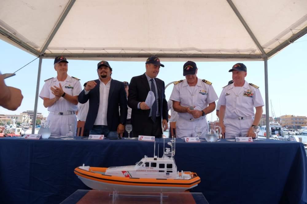 Fiumicino, presentata l'operazione Mare Sicuro 2018 della Guardia Costiera del Lazio