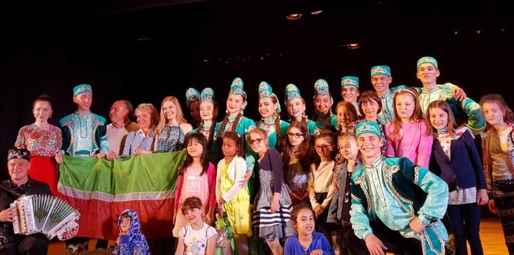 Tolfa, danza e musica russe incantano il teatro Claudio