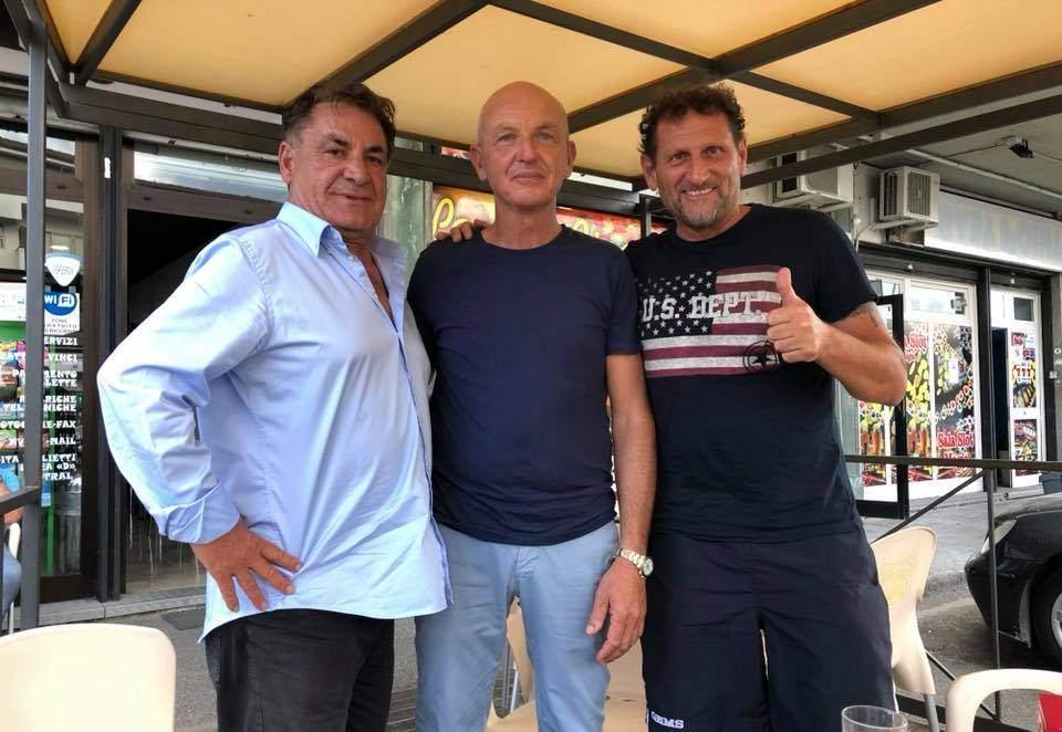 Cerveteri Calcio: Ugo Ranieri sarà il presidente, Fabio Ciampa dg