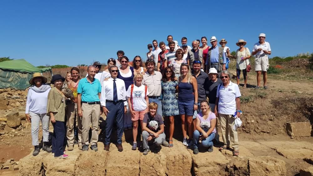 Santa Marinella: fino al 30 settembre visite guidate agli scavi di Castrum Novum