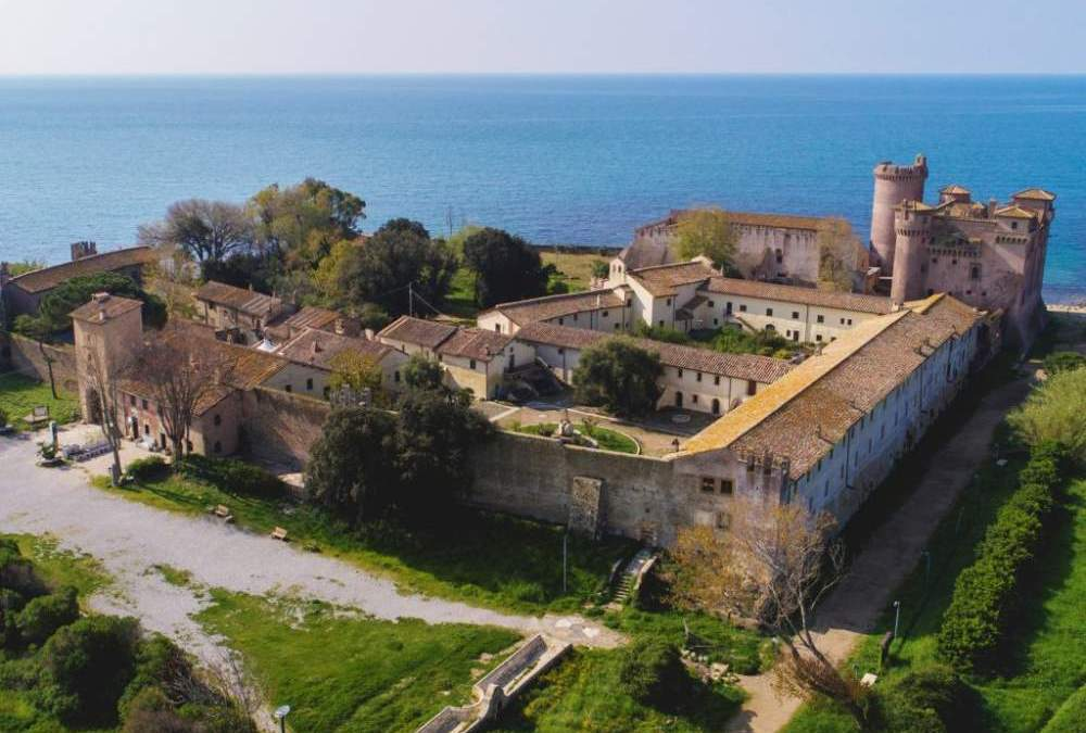 """Santa Severa, al castello la presentazione del libro """"Denecia"""""""