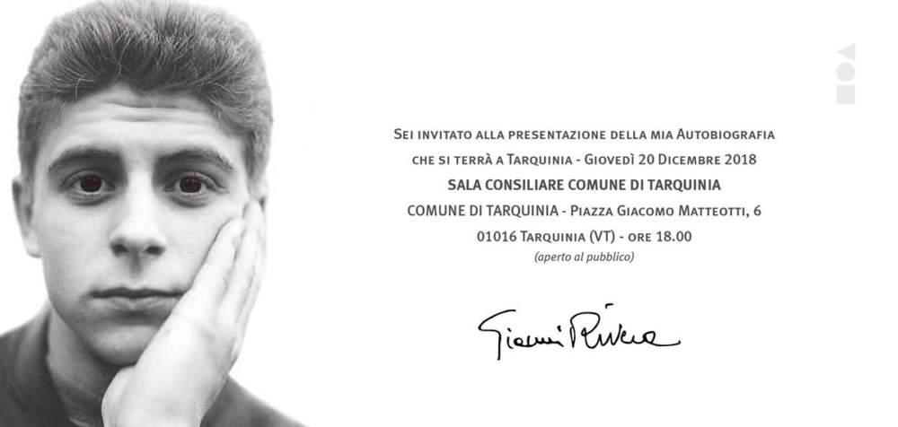 Gianni Rivera ospite del Tarquinia Calcio: ecco il programma della visita del campione giovedì 20 dicembre
