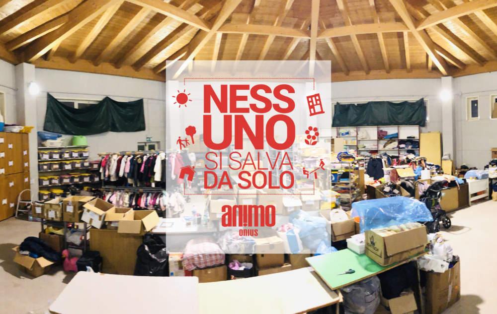 Animo Onlus: in soli due mesi distribuiti già 140 kit per bambini