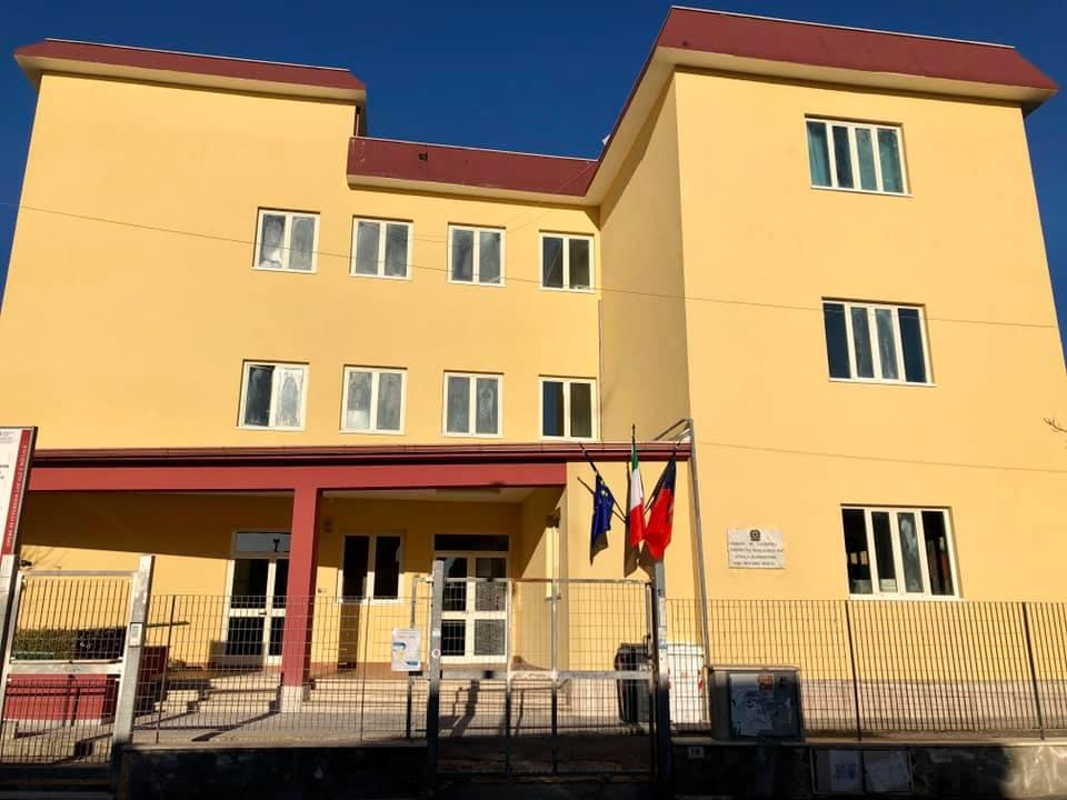 Via Rapallo Ladispoli scuola
