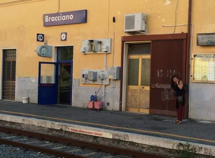 """Bracciano, Gentili sulla Fl3: """"Obiettivo 'Roma in mezz'ora' più vicino"""""""