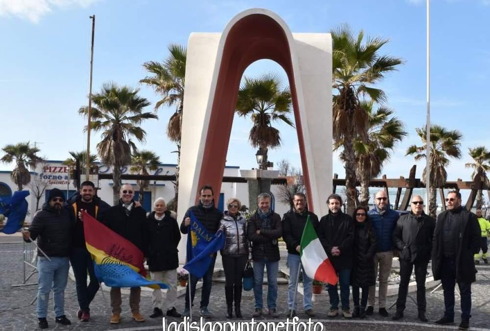 Foibe, commemorazione a Ladispoli di Fdi e Lega