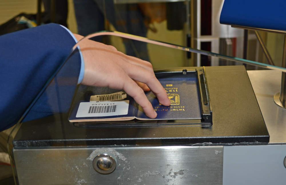Adr introduce l'e-gate per i passeggeri israeliani
