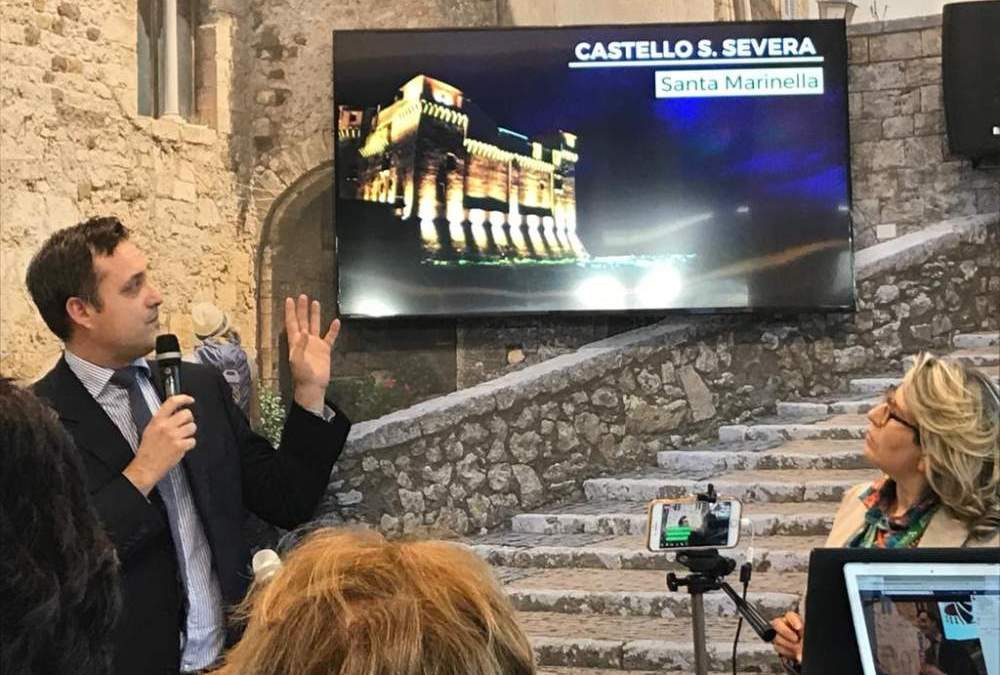 Grande accoglienza per i Borghi Marinari di Roma alla Bit di Milano
