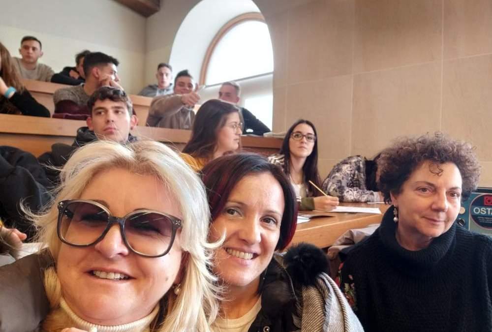 """Gli studenti dell'alberghiero di Ladispoli al """"Campus Etoile Academy"""""""