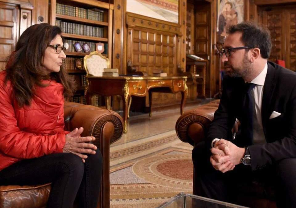 Vannini, mamma Marina a colloquio con il ministro Bonafede