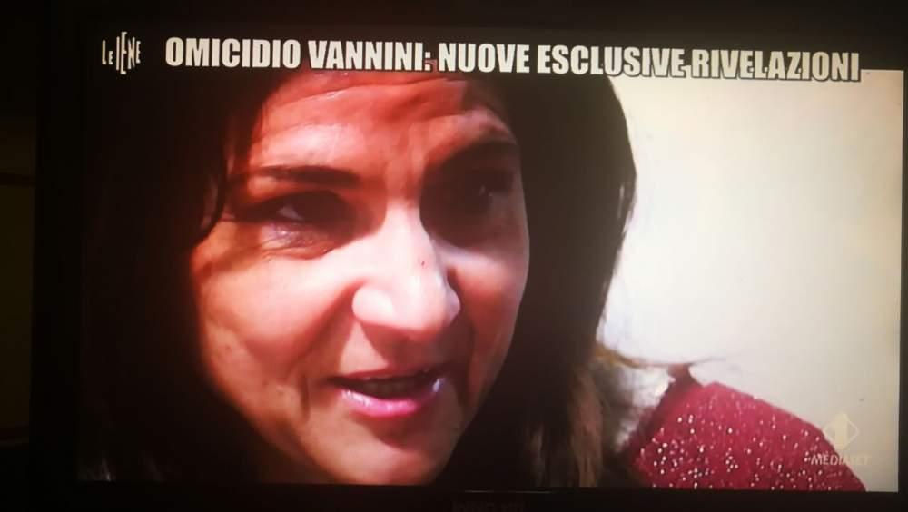 """Omicidio Vannini, Marina: """"E' come se mi avessero messo un coltello nel cuore"""""""