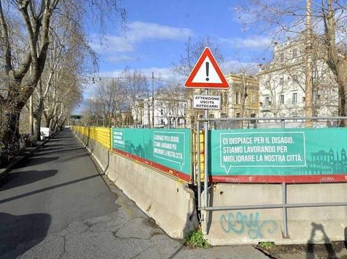Sblocca cantieri: tutte le opere ferme a Roma