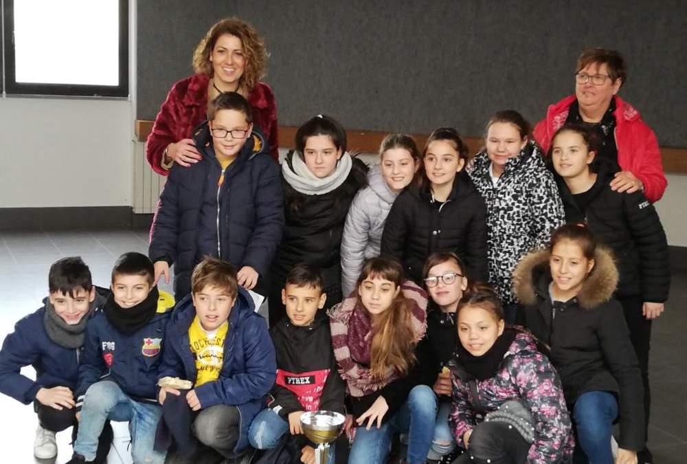 Allumiere, la V A della Primaria vince premio di poesia Leopardi a Civitavecchia