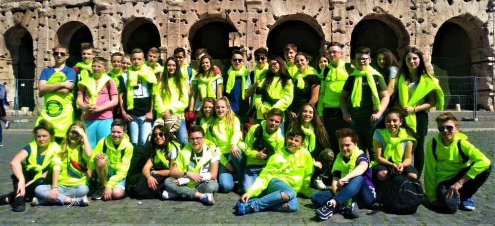 Melone, successo per il progetto Erasmus +
