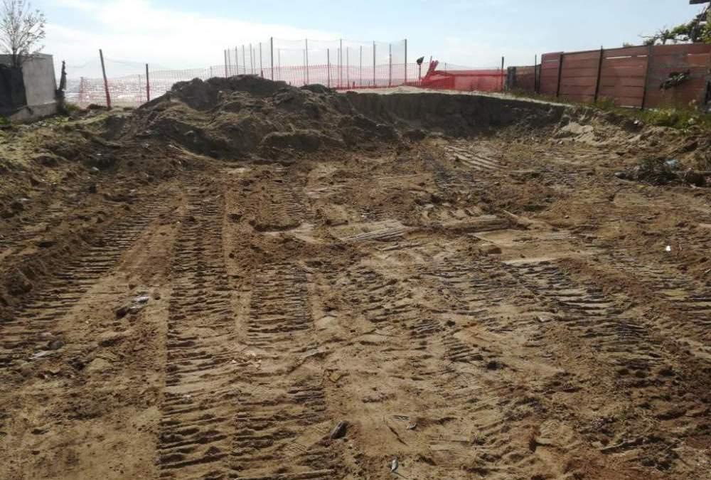 Fiumicino, a Passoscuro iniziata demolizione della costruzione abusiva