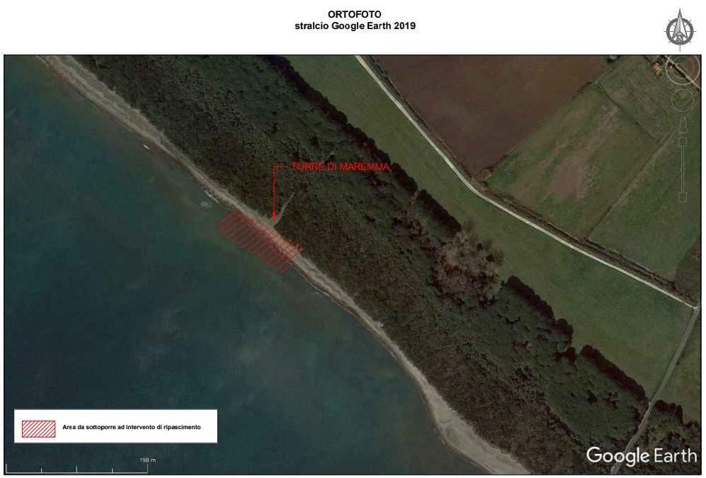 Erosione costiera a Montalto, l'assessore Benni: «Consegnata in Regione la relazione per il via libera al ripascimento»