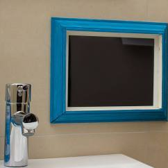 Smart Tv Kitchen Aid Microwave In Your Bathroom Or Tesa