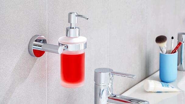 materiel salle de bains tesa