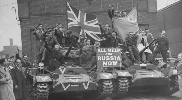 ABD ile İngiltere Neden SSCB'ye Yardım Etti?