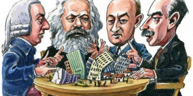 dünyaya damgasını vurmuş ekonomistler