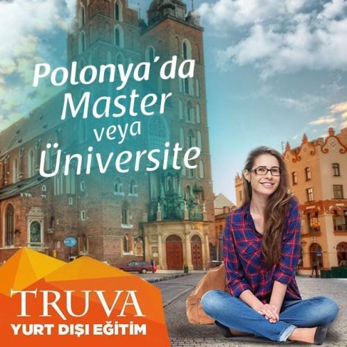 polonyoda master veya üniversite