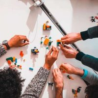 Design Thinking in Teams