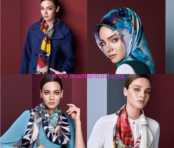 Aker 2016 en yeni eşarp modelleri