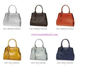 Tods 2016 kol çantası modelleri