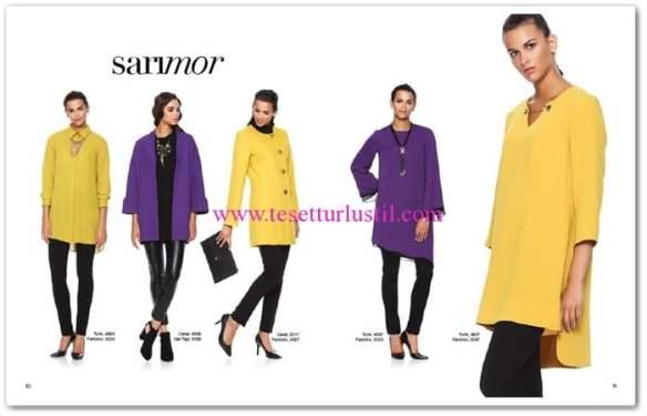 98cf774d44eb9 Seçil Giyim 2016 Kış Koleskiyonu Kapalı Giyim Modelleri | Tesettürlü ...
