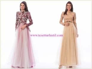Shayan yeni sezon abiye elbise modelleri