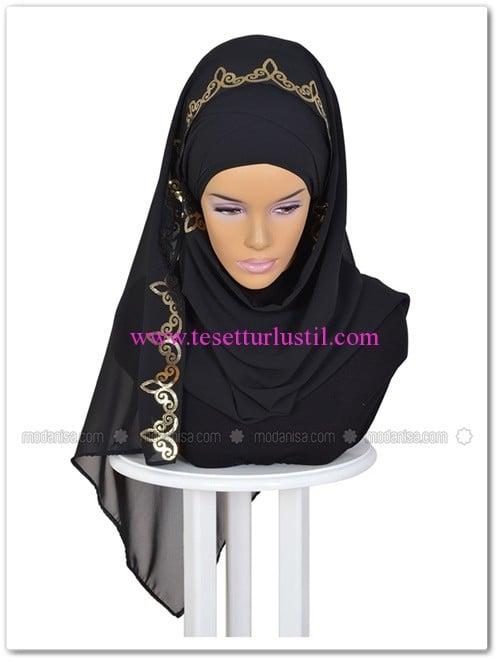capraz-pratik-sifon-sal-siyah-ayse-turban-tasarim
